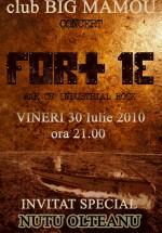 Concert Fort 13 în Big Mamou din Bucureşti