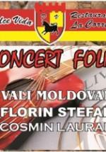 Concert Folk la Restaurant La Corrida din Baia Mare