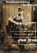 Concert Joe Rusi în Restaurant La Strada din Botoşani