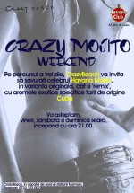 Crazy Mojito Weekend la Crazy Beach din Mamaia