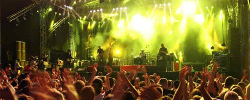 Concerte şi petreceri 8-14 Iulie 2010