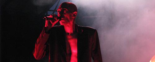 POZE: Concert Faithless la Bucureşti