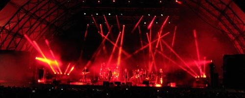 VIDEO: Faithless la Ciuc Summer Fest
