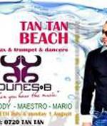DJ Younes la Tan Tan Summer Club din Mamaia