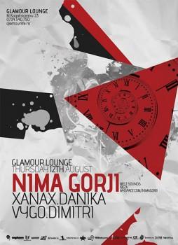 Nima Gorji la Glamour Lounge din Braşov