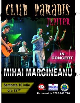 Concert Mihai Mărgineanu la Club Paradis din Jupiter
