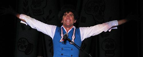 VIDEO: Concert Mika la Mamaia