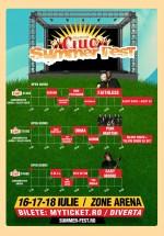 Programul Ciuc Summer Fest 2010