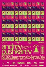 Andrey Pushkarev la Buddha Summer Club din Costineşti