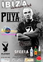 Concert Puya la Ibiza Summer Club din Constanţa