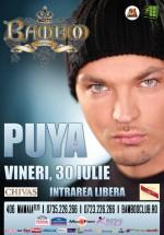 Concert Puya în Club Bamboo din Mamaia