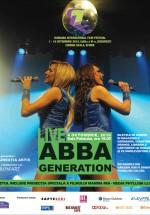 Concert ABBA Generation la Sala Palatului din Bucureşti