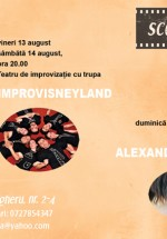 Concert Alexandra & Alec la Scala Pub din Bucureşti