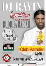 DJ Ravin la Club Paradis din Jupiter