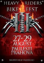 Heavy Riders Bike Fest III la Păuleşti