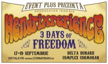Festivalul Hendrixperience la Complexul Cormoran din Delta Dunării