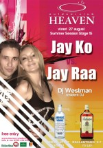 Jay Ko vs Jay Raa la Heaven Studio din Timişoara