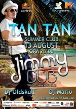 Jimmy Dub la Tan Tan Summer Club din Mamaia