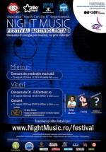 Music Night Festival Antiviolenţă II la Suceava