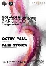 Octav Paul & Alin Stoica la Barocco Bar din Bucureşti