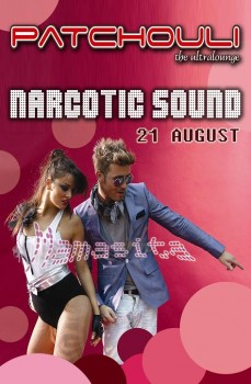 Concert Narcotic Sound la Patchouli Club din Arad