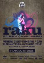 Concert Raku în Elephant Pub din Bucureşti