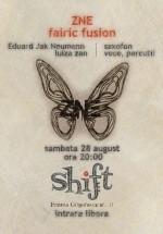 ZNE fairic fusion la Shift Pub din Bucureşti