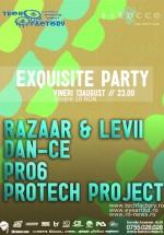 Exquisite Party la Barocco Bar din Bucureşti