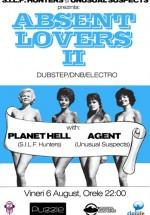 Absent Lovers II la Puzzle Caffe din Cluj-Napoca