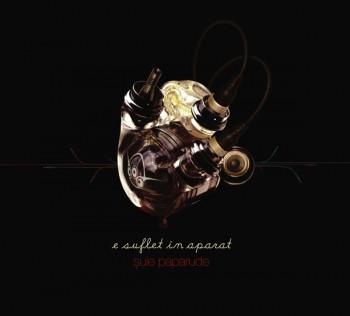 Lansare Album Şuie Paparude în Studio Martin din Bucureşti