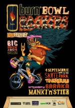 Afterparty Burn Bowl Rockers la Baraka din Bucureşti