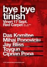 Bye Bye Tinish la Red Carpet din Sibiu