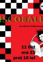Concert Discoballs la Club Underworld din Bucureşti