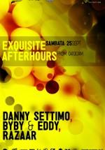 Exquisite Afterhours în Barocco Bar din Bucureşti