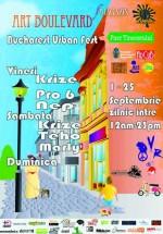 Festival Art Boulevard în Parcul Tineretului din Bucureşti