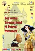 Festivalul Internaţional al Muzicii Mecanice la Iaşi