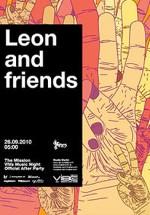 Leon and friends la Studio Martin din Bucureşti