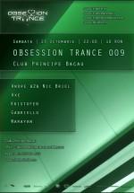 Obsession Trance 9 în Club Principe din Bacău