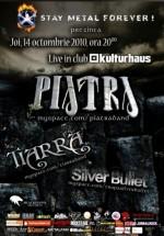 Concert Piatra în Kulturhaus din Bucureşti