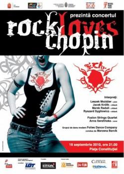 Rock Loves Chopin la Bucureşti
