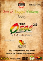 Concert The OSGC în Club Bunker din Timişoara