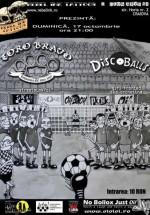 Concert Toro Bravo şi Discoballs la Club Wave '84 din Craiova
