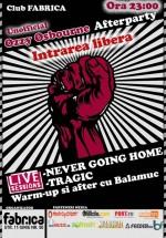 Unofficial Ozzy Osbourne Afterparty în Club Fabrica din Bucureşti