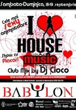 Weekend la Club Babylon din Suceava