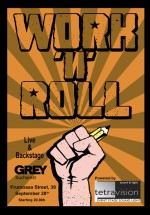 Work'n'roll la Grey Worldwide Romania din Bucureşti