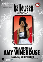 Amy Winehouse tribute la Divino Glam Club din Galaţi