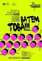 Batem Toba la Cafe Verona din Bucureşti