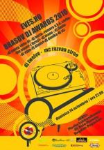 Braşov DJ Awards 2010 în Club Xen din Braşov