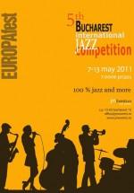 Bucharest International Jazz Competition la Bucureşti
