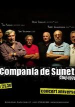 Concert Compania de Sunet la Club Diesel din Cluj-Napoca